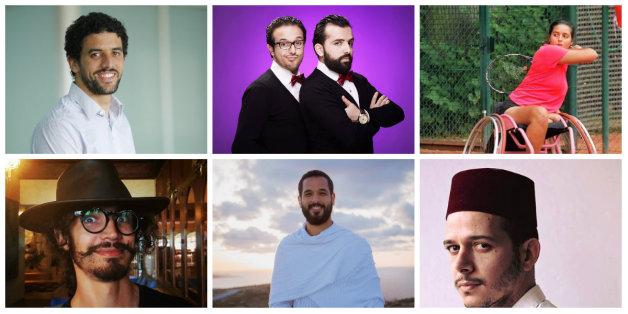 8 speakers marocains parleront de leur parcours.