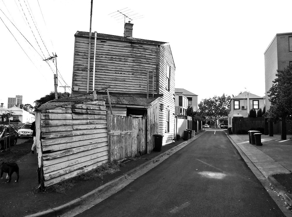 acute house before