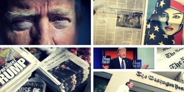Wie liberale US-Medien versuchen, Donald Trump loszuwerden – und rechte Medien ihn retten wollen