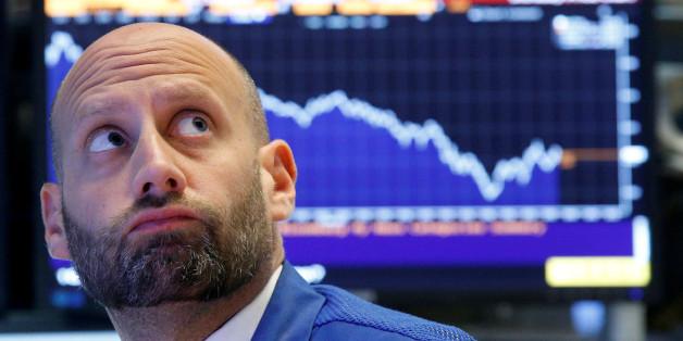 Bei den Händlern an der New York Stock Exchange herrschte gestern schlechte Stimmung