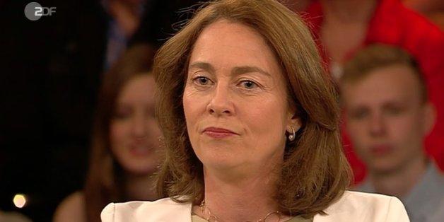 """""""Besoffen von sich selbst"""": Lanz provoziert SPD-Politikerin Barley – irgendwann gibt die es auf"""