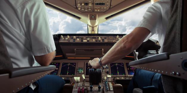 Der Beruf des Piloten ist inzwischen kein guter mehr.