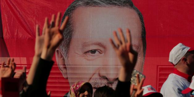 Die Türkei und die EU entfernen sich immer weiter.