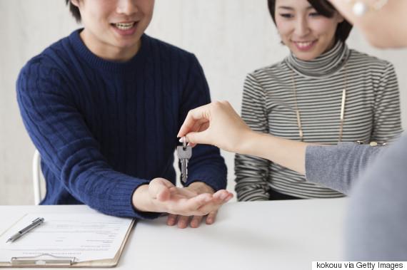 real estate agent tablet