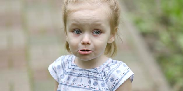 Kinder müssen lernen, mit Frustration umzugehen.