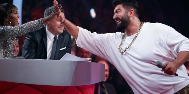 """Das habt ihr im TV nicht gesehen: Der Streit zwischen """"Let's dance""""-Juror Llambi und Kandidat Faisal eskaliert"""