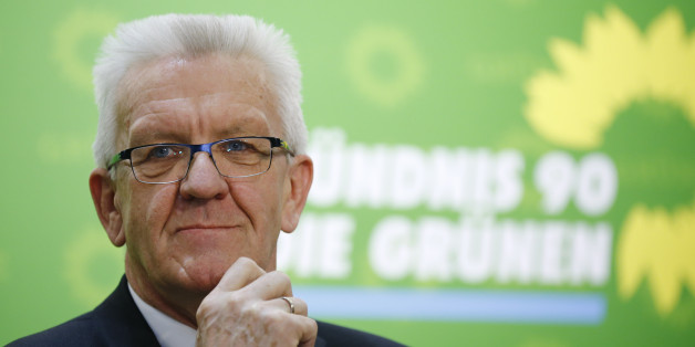 Der grüne Ministerpräsident Winfried Kretschmann fürchtet, dass seine Partei an Relevanz verlieren könnte
