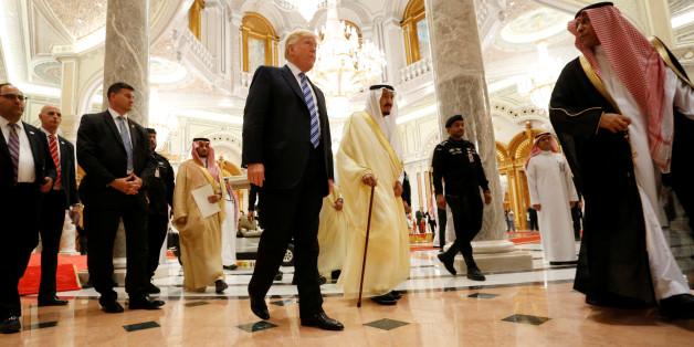 Die Saudi-Connection: US-Präsident Trump wird in Saudi-Arabien von Interessenkonflikten verfolgt