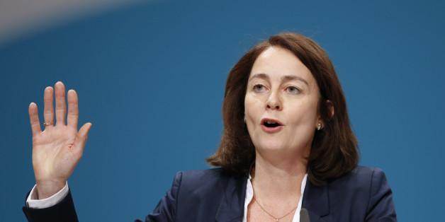 """""""Eine Mogelpackung"""": SPD-Generalsekretärin Barley kündigt eigenes Wahlprogramm an - und geht auf die Union los"""