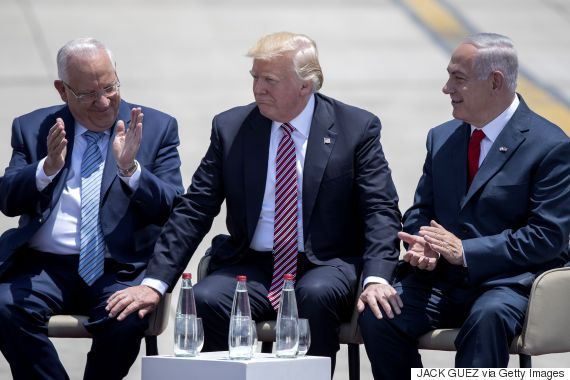 donald trump israel iran