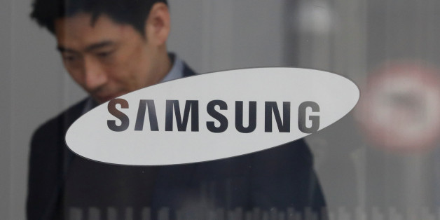 The logo of Samsung Electronics is seen at its office in Seoul, South Korea February 28, 2017.   REUTERS/Kim Hong-Ji