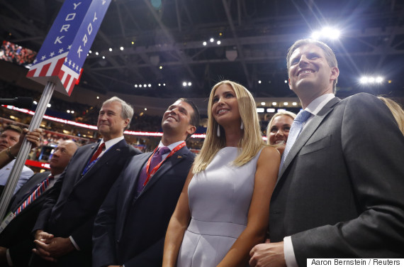 ivanka trump republican convention new york