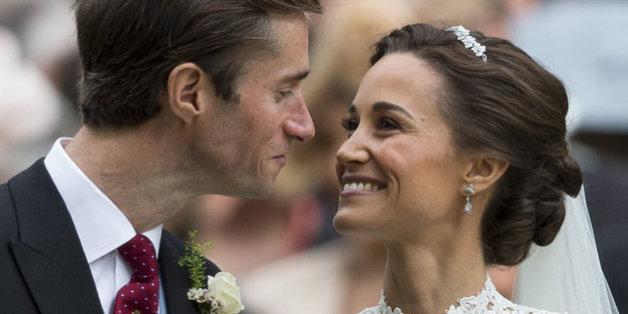 """Pippa Middletons """"etwas Altes"""" ist Fans der Königsfamilie bereits bekannt."""