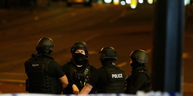 Nach Anschlag in Manchester: Polizei nimmt 23-jährigen Mann fest