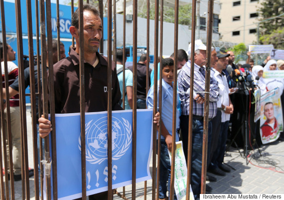 palestine hunger strike