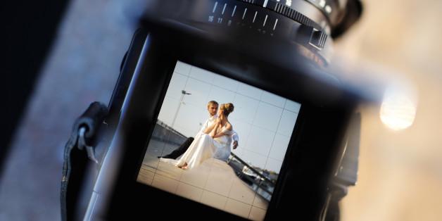 Solche Fotos will niemand von seiner Hochzeit haben