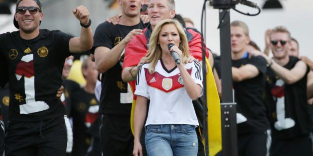 Helene Fischer singt beim DFB-Pokalfinale - das zeigt, wie verdorben der deutsche Fußball geworden ist