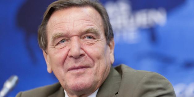 Gerhard Schröder will eine Beschränk der Amtsdauer für deutsche Bundeskanzler.