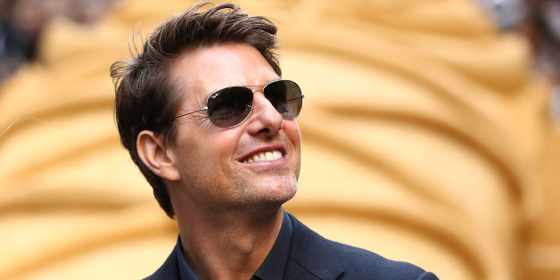 SYDNEY, AUSTRALIA - MAY 23:  Tom Cruise looks on during a photo call for The Mummy at World Square on May 23, 2017 in Sydney, Australia.  (Photo by Ryan Pierse/Getty Images)
