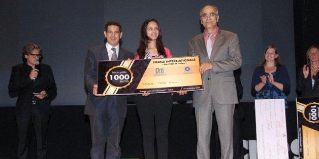 """En septembre 2016, la Marocaine Chaimae Samtal avait remporté le prix du public lors de la finale internationale de """"Ma thèse en 180 secondes"""""""