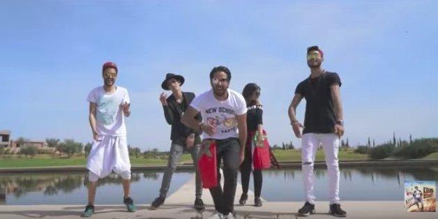 Cravata sort un nouveau clip avec DJ Hamida pour son anniversaire