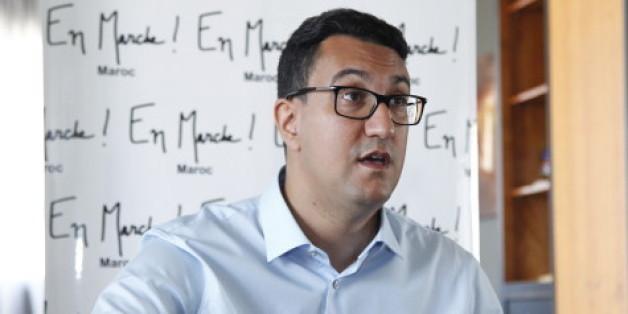 La République En Marche soutient M'jid El Guerrab dans la majorité présidentielle.