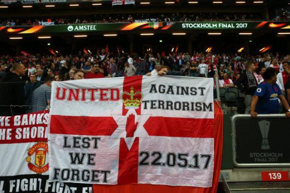 manchester match hommage