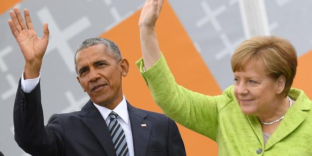 Obama auf dem Kirchentag: Ex-Präsident sieht seine größte Errungenschaft durch Donald Trump bedroht