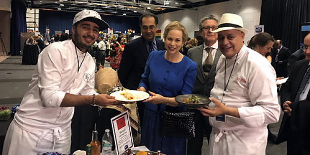 "Chef Moha Fedal récompensé à Washington pour sa ""tanjia marrakchia"""