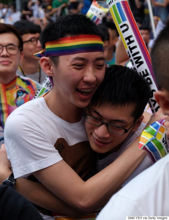 taiwan same sex marriage
