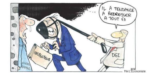 """Résultat de recherche d'images pour """"inspecteur des finances humour"""""""
