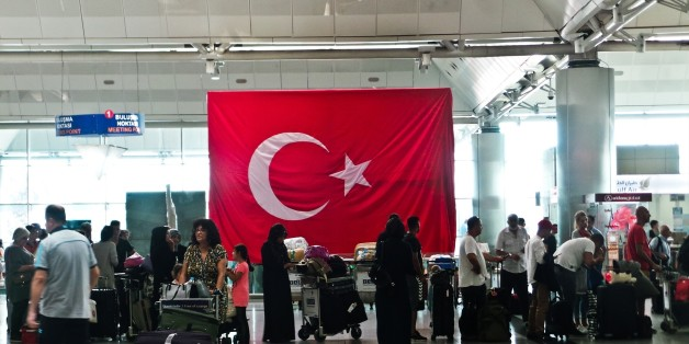The Istanbul airport Ataturk works under a enhanced measures of security on August 02, 2016  (Photo by Hristo Rusev/NurPhoto via Getty Images)