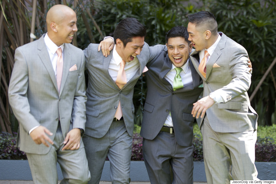 the cost of being a groomsman might shock you huffpost canada