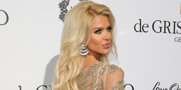 CAP D'ANTIBES, FRANCE - MAY 23:  Victoria Silvstedt attends the DeGrisogono 'Love On The Rocks' during the 70th annual Cannes Film Festival at Hotel du Cap-Eden-Roc on May 23, 2017 in Cap d'Antibes, France.  (Photo by Andreas Rentz/Getty Images)