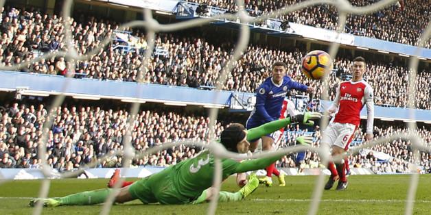 Arsenal und Chelsea spielen um den englischen Pokal - Fans können das London-Derby online sehen