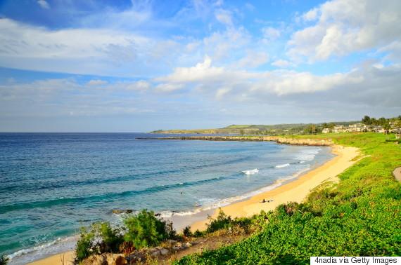 kapalua bay beach