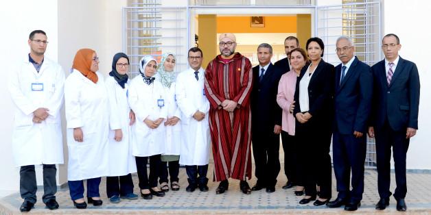 Le roi inaugure un nouveau centre d'addictologie à Fès