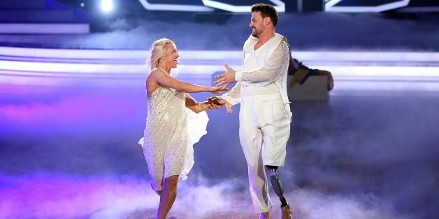 """Aufgrund seiner Schmerzen konnte der Paralympics-Star Heinrich Popow nicht länger an der RTL-Show """"Let's Dance"""" teilnehmen."""