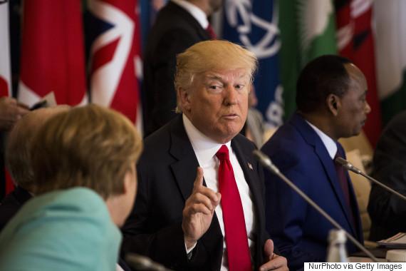 g7 summit trump merkel
