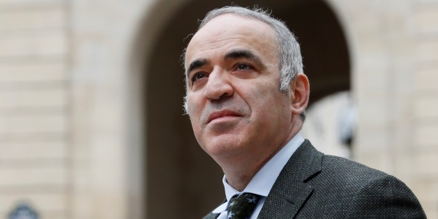 Garry Kasparow ist der Ansicht: Scharfe Sanktionen könnten Putin seine Macht kosten