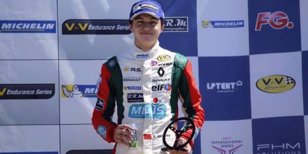 Circuit du Castellet: Le Marocain Benyahia arpente le podium