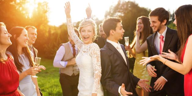 Hochzeitsspiele: Ideen für die Hochzeitsfeier