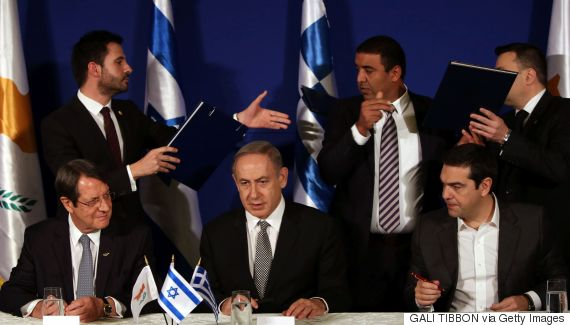 israel greece cyprus trilateral