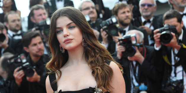 CANNES, FRANCE - MAY 24: Sonia Ben Ammar attends 'The Beguiled' premiere during the 70th annual Cannes Film Festival at Palais des Festivals on May 24, 2017 in Cannes, France.  (Photo by Stephane Cardinale - Corbis/Corbis via Getty Images)
