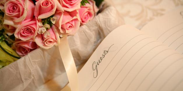 Gästebuch bei einer Hochzeit: Ideen für Gestaltung und Sprüche