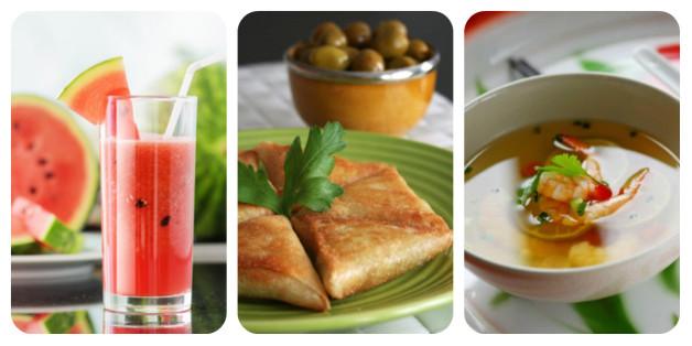 ramadan 8 recettes di233t233tiques et rapides par souka239na