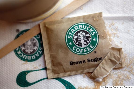 sugar starbucks