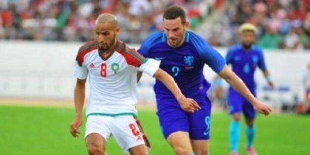 Le Maroc s'incline en amical devant les Pays-Bas