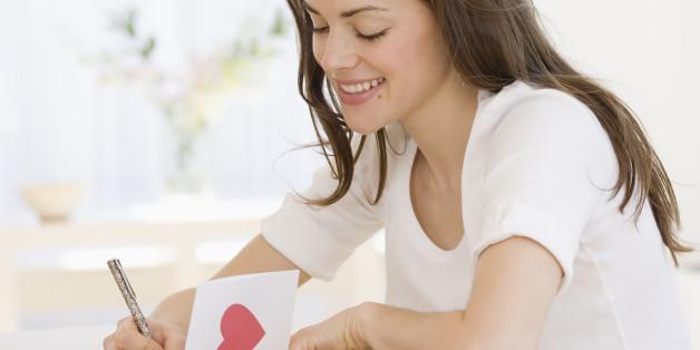 Hochzeitskarte schreiben leicht gemacht