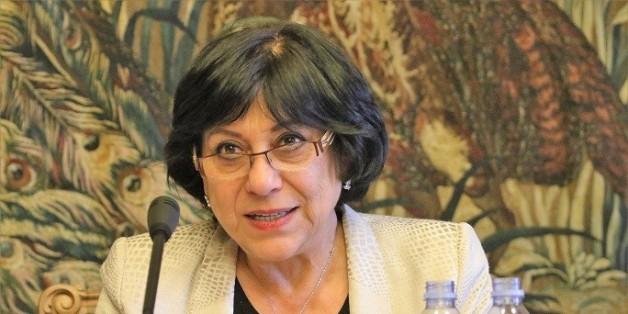 Zeina el Tibi, docteur en droit public, chercheur franco-libanaise et présidente déléguée de l'Observatoire d'études géopolitiques de Paris